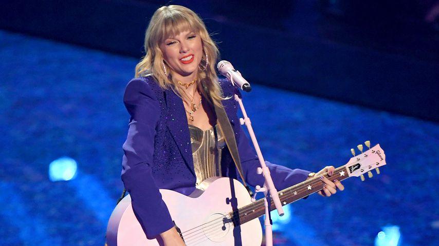 Tickets verlost: Taylor Swift entzückt mit Exklusiv-Konzert