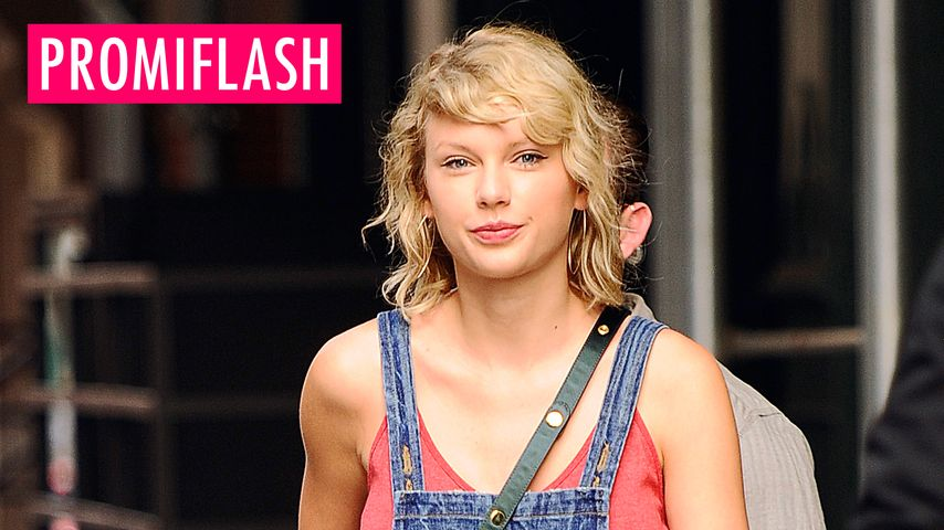 Taylor Swift im neuen Look