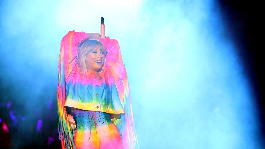 Taylor Swift beim iHeartRadio Wango Tango