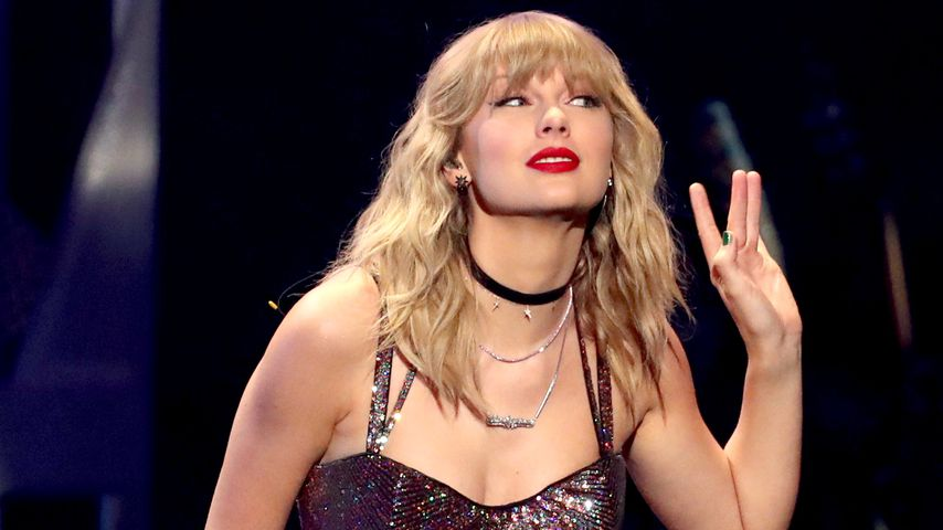 Taylor Swift beim Jingle Ball in NYC im Dezember 2019