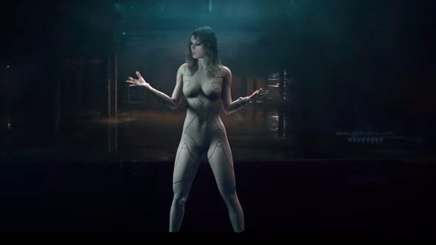 Mega-Diskussion: Ist Taylor Swift im neuen Musikvideo nackt?