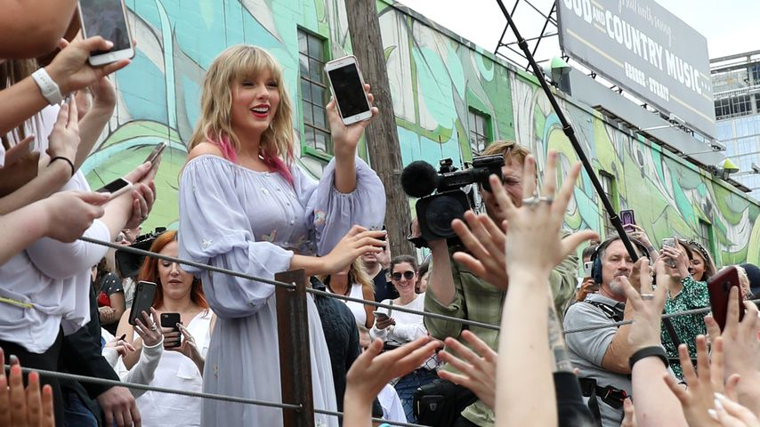 """Mit ihrem neuem Song """"ME!"""": Taylor Swift eröffnet die BBMAs"""