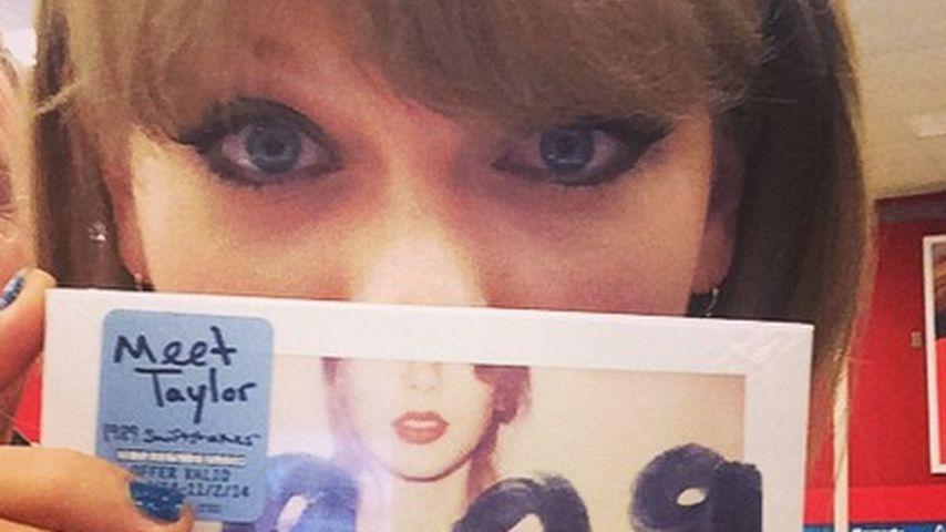 "Überholspur! Taylor Swifts ""1989"" rekordverdächtig"