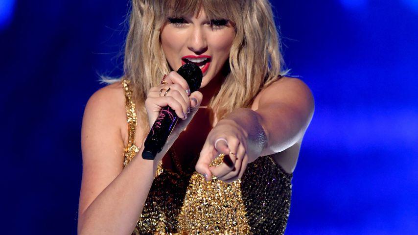 Taylor Swift im November 2019 in Los Angeles