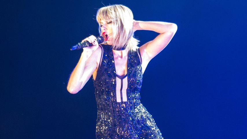 """Taylor Swift beim """"Formel 1 American Grand Prix""""-Auftritt in Austin, Texas 2016"""