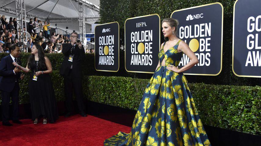 Taylor Swift bei den Golden Globe Awards im Januar 2020