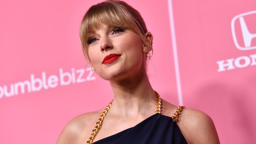Taylor Swift bei den Billboards in L.A. im Dezember 2019