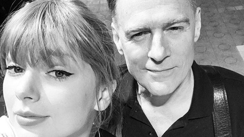 Taylor Swift und Bryan Adams