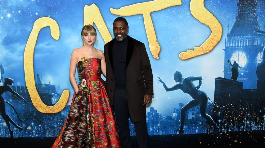 """Taylor Swift und Idris Elba bei der """"Cats""""-Weltpremiere in New York"""