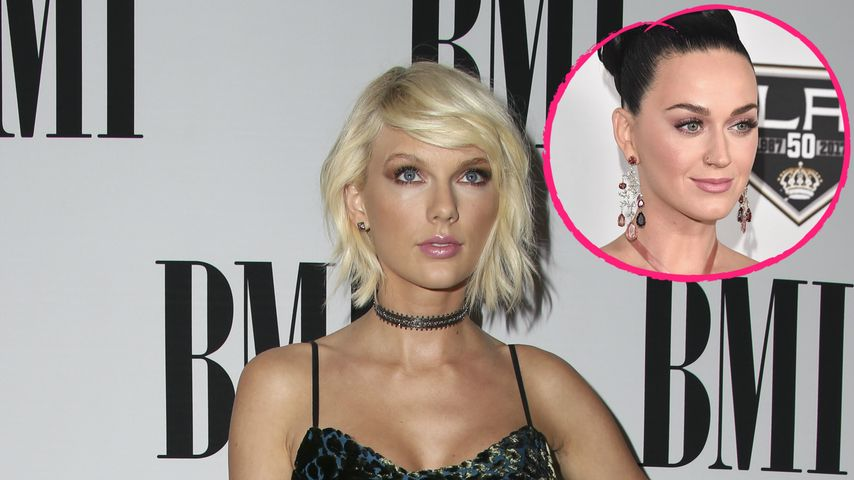 Neuer Zoff in Sicht? Taylor Swift stößt Katy vom Cash-Thron