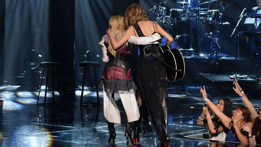 Taylor Swift und Madonna