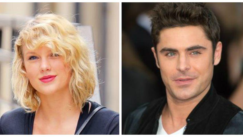 Maneater Taylor Swift: Jetzt will sie Zac Efron!