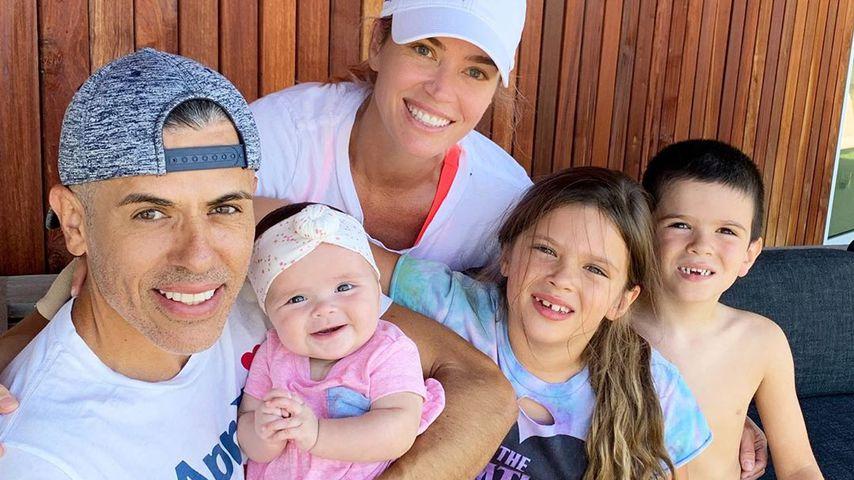 Teddi Mellencamp Arroyave und ihre Familie im Juli 2020