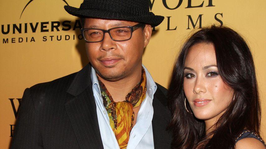 Terrence Howard und seine Ex-Frau Michelle Ghent