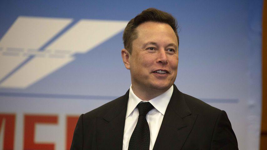 Tesla-Gründer Elon Musk im Mai 2020