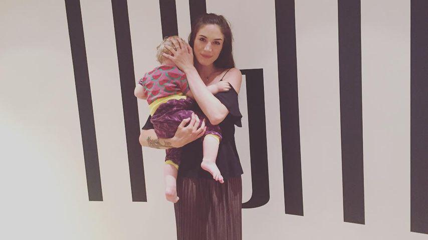 Working-Mum: GNTM-Tessa ist zurück im Model-Leben!