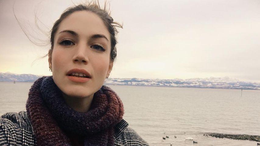 Doch kein Xmas-Horror: Tessa Bergmeier blieb bei der Familie