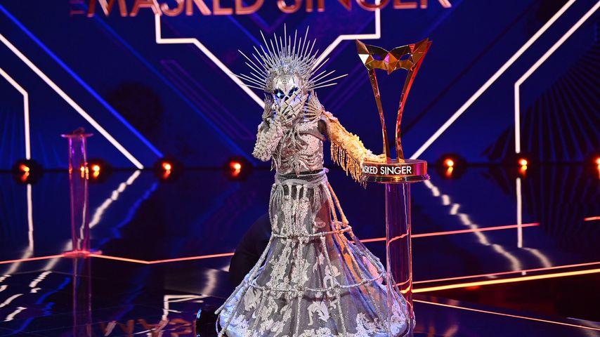"""The Masked Singer""-Siegerin Sarah Lombardi"