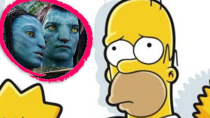The Simpsons: Avatar & 127 Hours zu Halloween