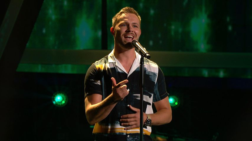 """The Voice of Germany""-Kandidat Maciek bei den Blind Auditions"