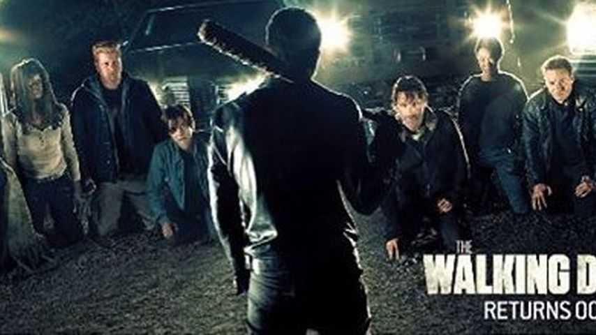 """The Walking Dead""-Plakat für Staffel 7"