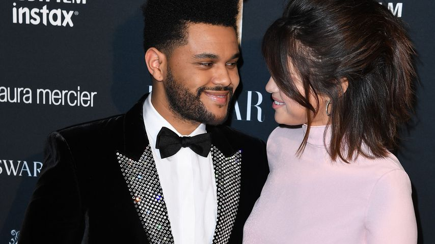 The Weeknd und Selena Gomez 2017