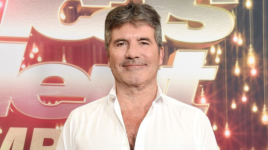 """The X-Factor""-Star Simon Cowell"