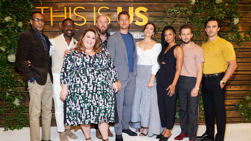 "Der ""This Is Us""-Cast"