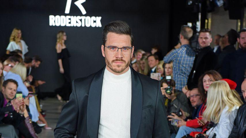 Thomas Seitel bei der Rodenstock Eyewear Show