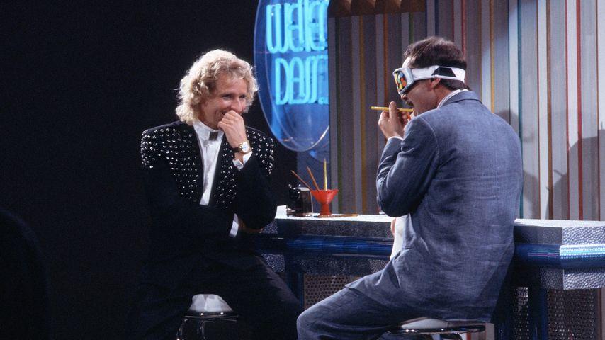 Thomas Gottschalk und Bernd Fritz