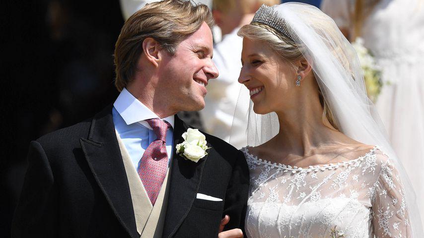 Royale Gäste: So schön war Lady Gabriella Windsors Hochzeit!