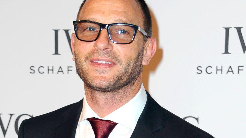Neuer Look: Thomas Kretschmann rockt die Berlinale