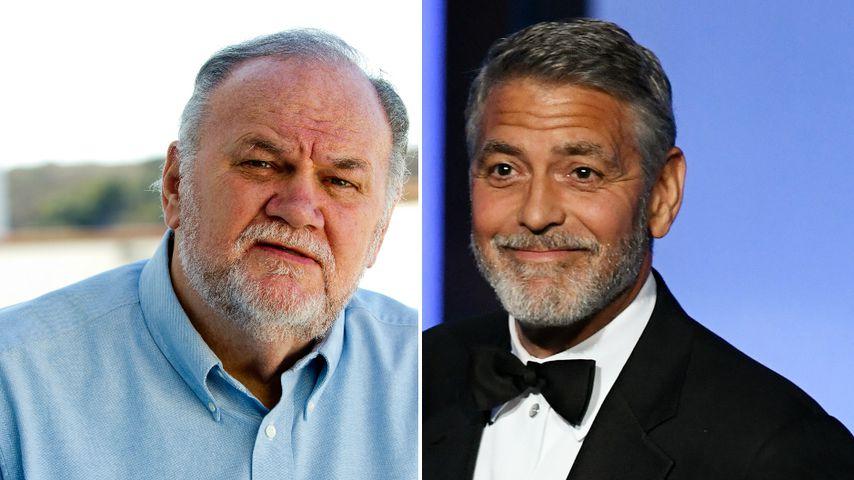 Neuer Brief-Beef: Meghans Vater Thomas attackiert Clooney!