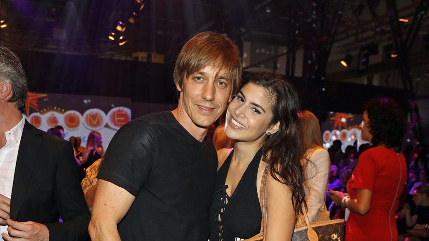 Thomas Radeck und Tanja Tischewitsch im Juli 2017