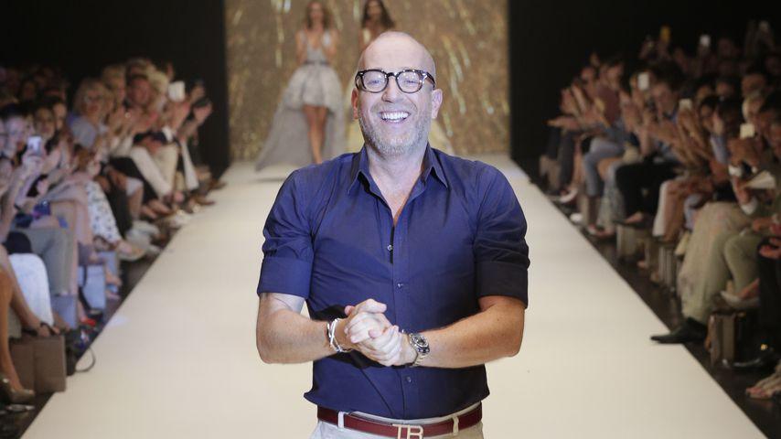 Thomas Rath bei einer Fashion-Show im Juli 2016