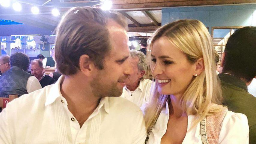 Thomas und Karolin Kandler auf dem Oktoberfest 2019