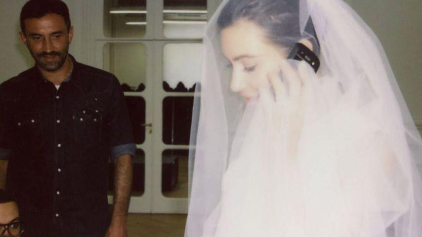 Riccardo Tisci und Kim Kardashian, 2014