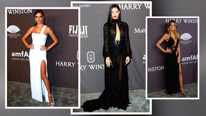 amfAR-Gala: Diese Models lassen Heidi Klum alt aussehen