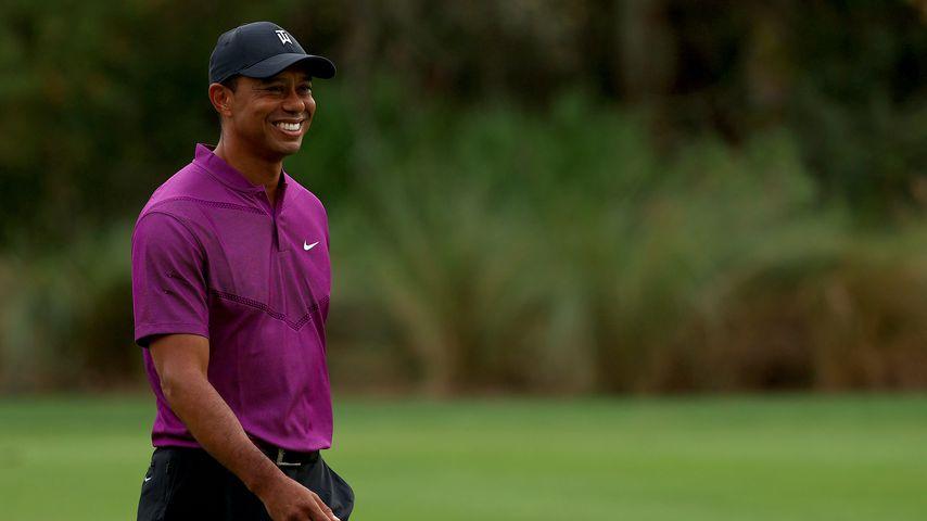 Tiger Woods, Profisportler