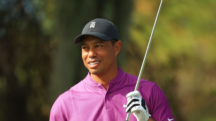 Tiger Woods im Dezember 2020 in Orlando