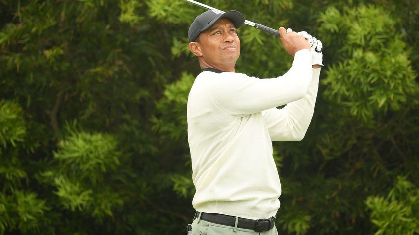 Tiger Woods beim US Open 2019