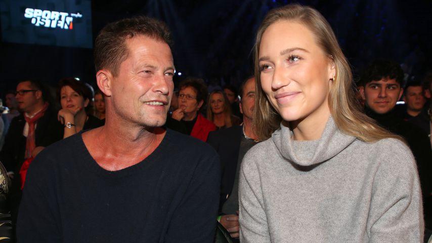 """""""Dolle verliebt"""": Sie ist die Neue an Til Schweigers Seite!"""
