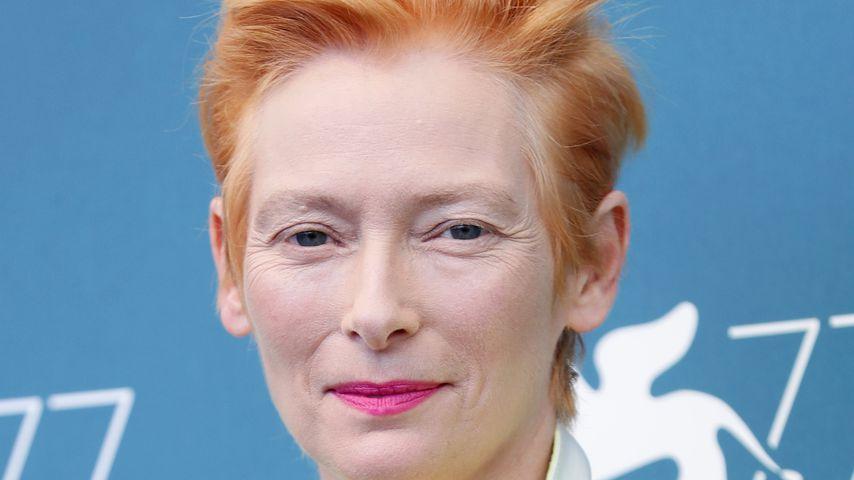 Mit 60: Schauspielerin Tilda Swinton outet sich als queer