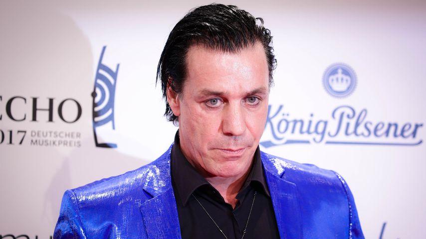 """Till Lindemann schwärmt von Rammstein: """"Wie eine alte Ehe"""""""
