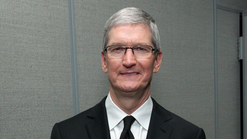 Apple-Boss Tim Cook outet sich als schwul