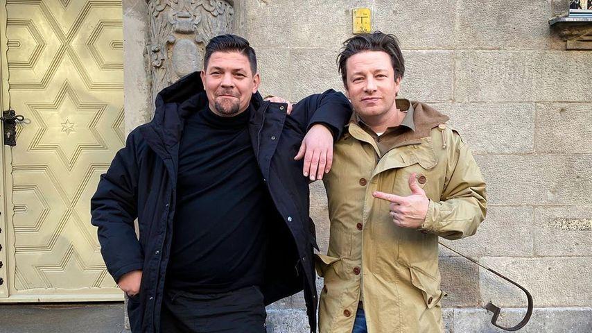 Tim Mälzer Jamie Oliver