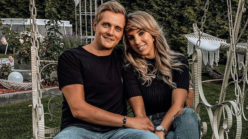 Tim Sandt und Annemarie Eilfeld, September 2020