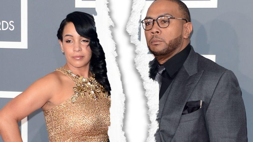 Echt jetzt? Timbalands Frau will zum 2. Mal die Scheidung