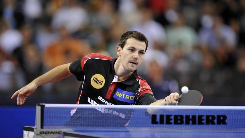 Tischtennis-Spieler Timo Boll