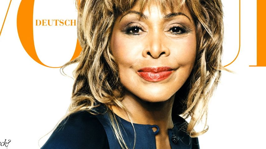 Tina Turner: Dieses Cover-Girl ist 73 Jahre alt!